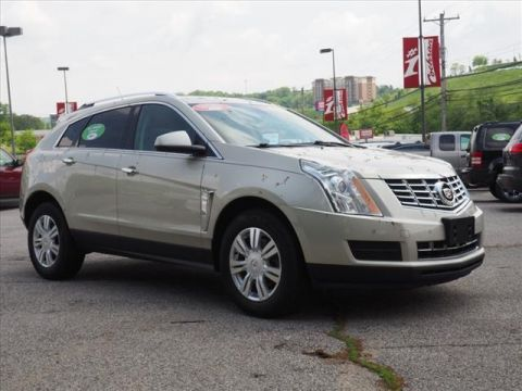 Pre-Owned 2013 Cadillac SRX Luxury AWD