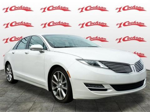 Pre-Owned 2013 Lincoln MKZ Base AWD