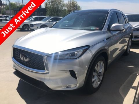 Certified Pre-Owned 2019 INFINITI QX50 ESSENTIAL
