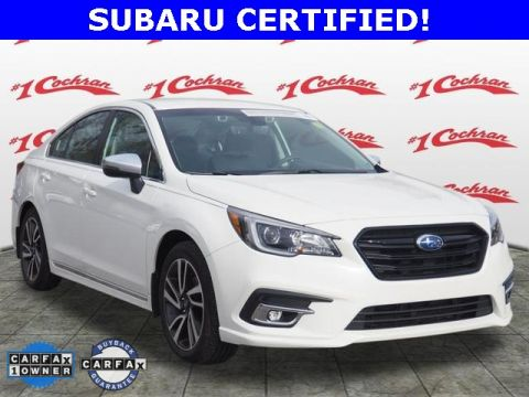 Certified Pre-Owned 2019 Subaru Legacy 2.5i Sport