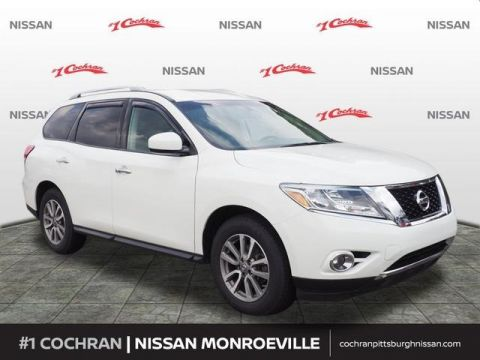 Certified Pre-Owned 2016 Nissan Pathfinder