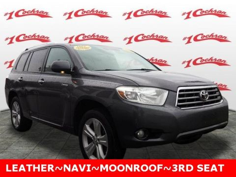 Pre-Owned 2010 Toyota Highlander Limited AWD
