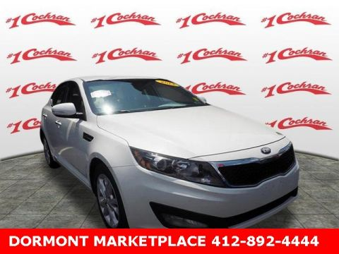 Pre-Owned 2013 Kia Optima EX 4D Sedan in Monroeville