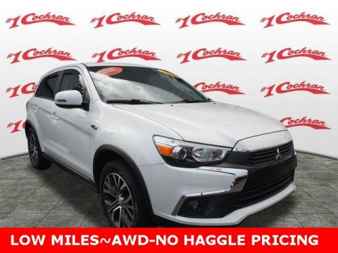 Pre Owned 2016 Mitsubishi Outlander Sport Es 4d Utility In Pittsburgh Sh190385a 1 Cochran