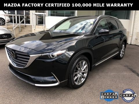 Pre-Owned 2016 Mazda CX-9 Signature