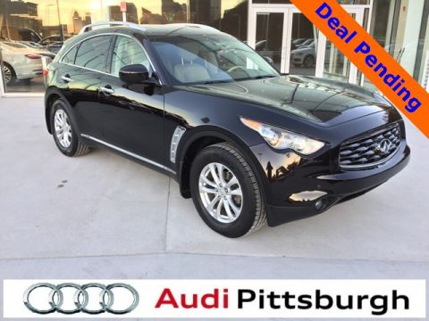 Pre-Owned 2011 INFINITI FX35