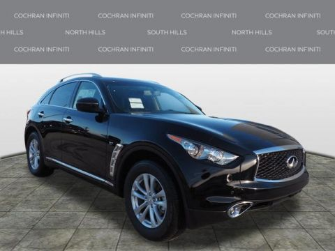 New 2017 INFINITI QX70 Base
