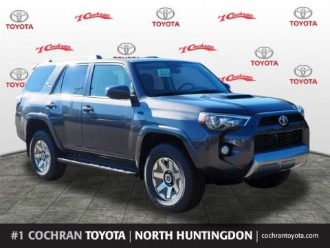 New 2019 Toyota 4Runner TRD Off-Road 4D Sport Utility in Huntingdon