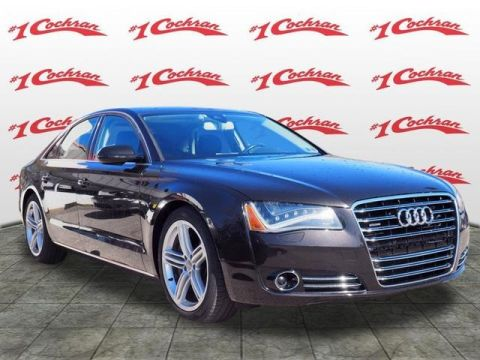 Pre-Owned 2013 Audi A8 3.0T