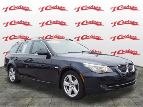 Pre-Owned 2008 BMW 5 Series 535xi