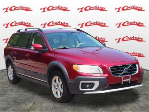 Pre-Owned 2008 Volvo XC70 3.2 AWD
